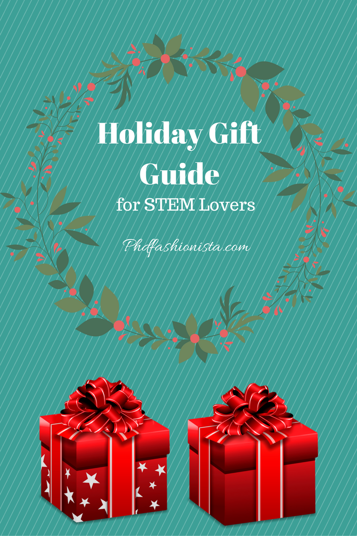 Holiday Gift Guide for STEM Lovers