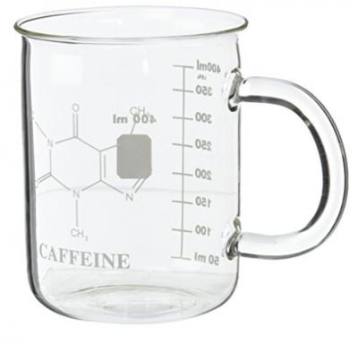 Caffeine Beaker Mug